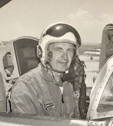 Colonel Kermit Robert Dyke, USAF, Ret