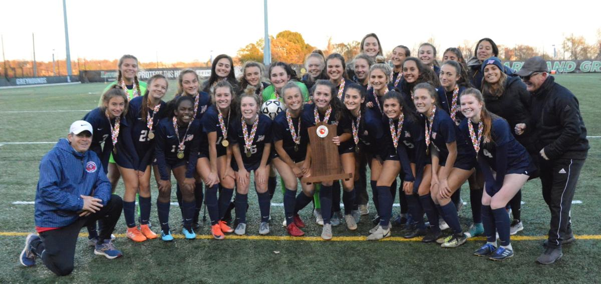 Northern girls soccer Class 3A state champions
