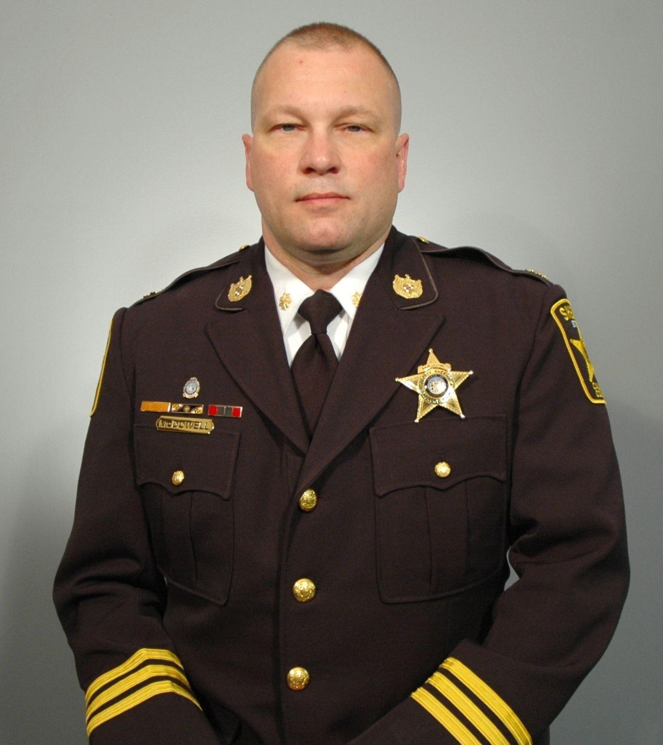 Calvert Sheriff staffing