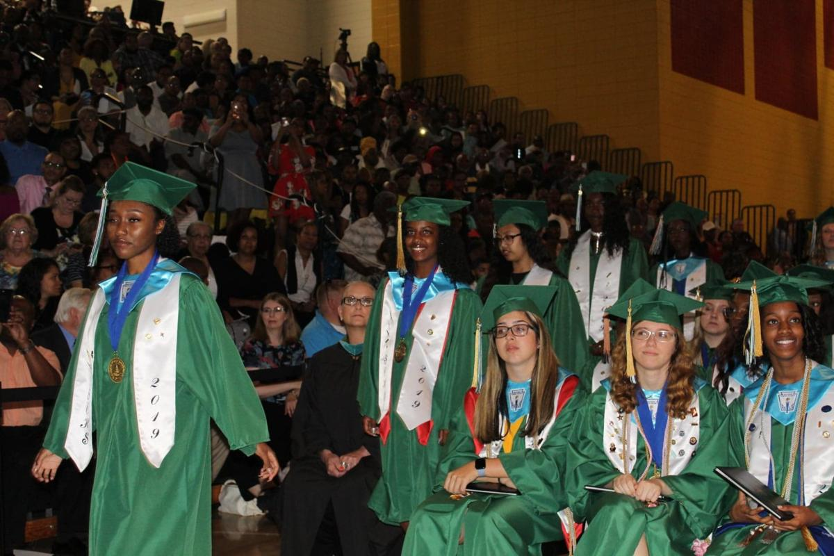CCPS honors Class of 2019 graduates