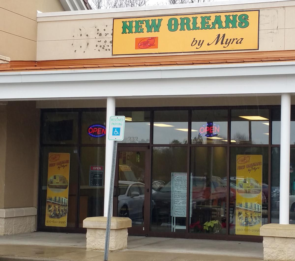 A taste of new orleans comes to southern maryland for Authentic new orleans cuisine