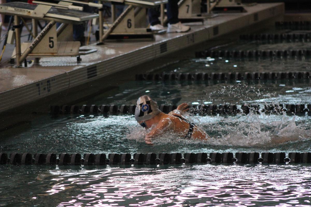 Madeline Frick (Huntingtown swimming)