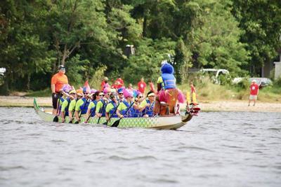 Dragon boats race Saturday in Solomons