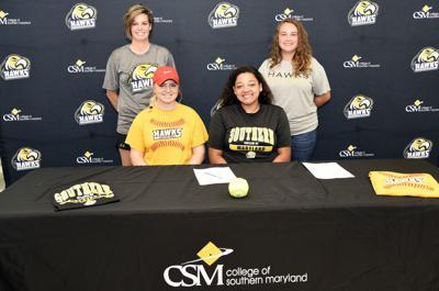 CSM softball commits