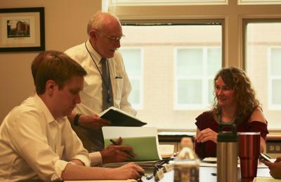 Calvert-St. Mary's Metropolitan Planning Organization council meets