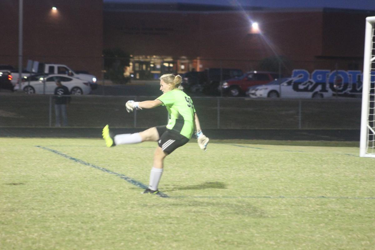 Marisa Gibbs (McDonough girls soccer)