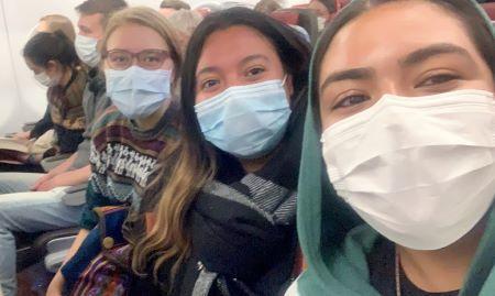 Lanham's student's study in Peru cut short
