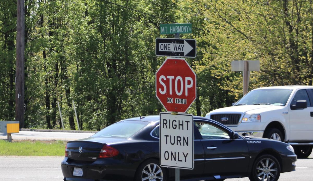 Residents say intersection is an accident waiting to happen