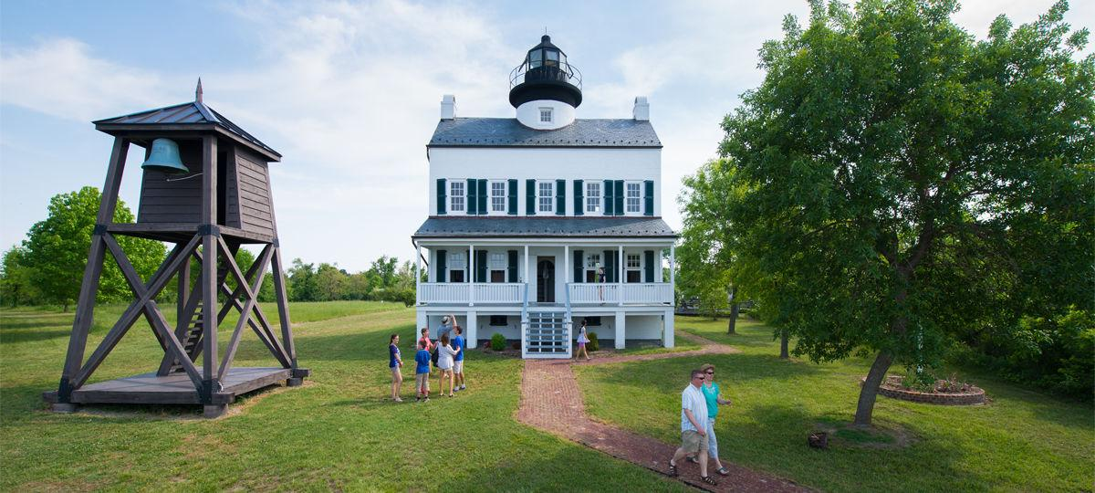 National Lighthouse Weekend at St. Clement's Island