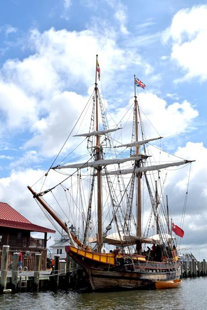 New Dove replica ship to be constructed