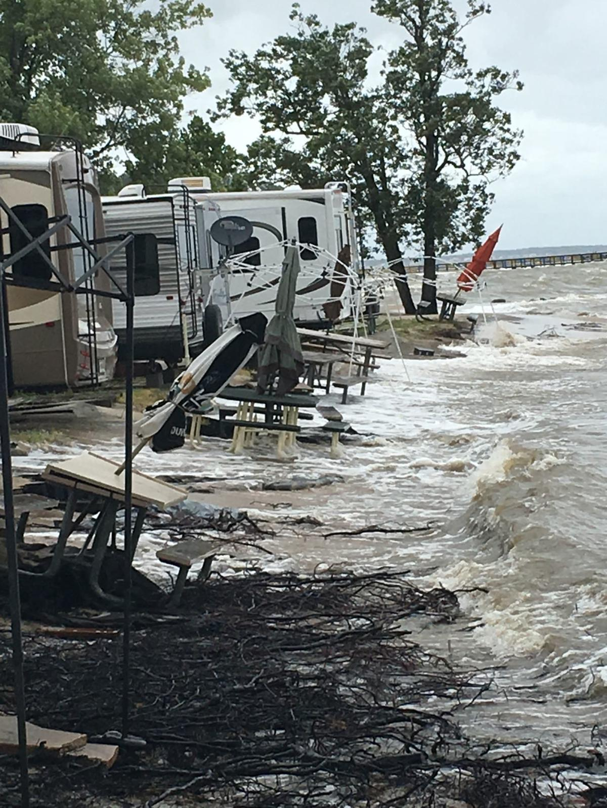 Breezy Point's beach, campgrounds to be restored | Spotlight