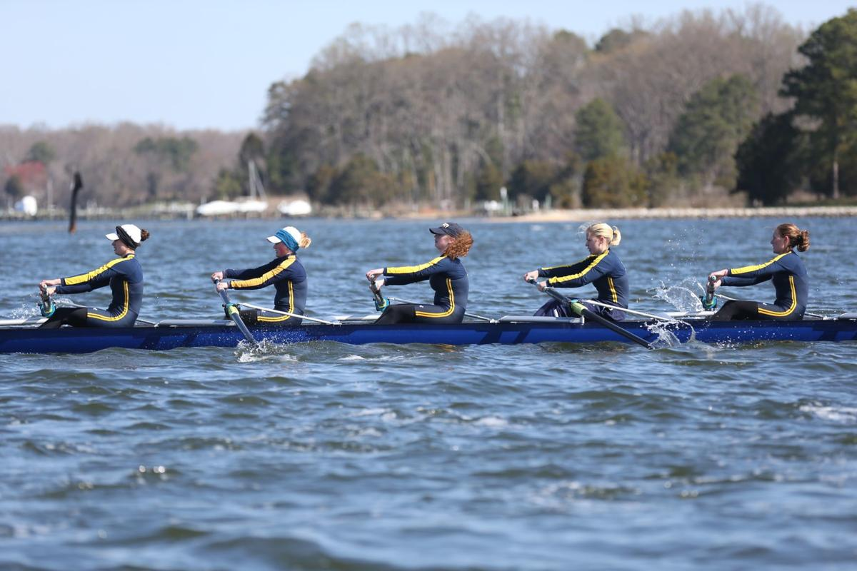 St. Mary's College of Maryland rowing