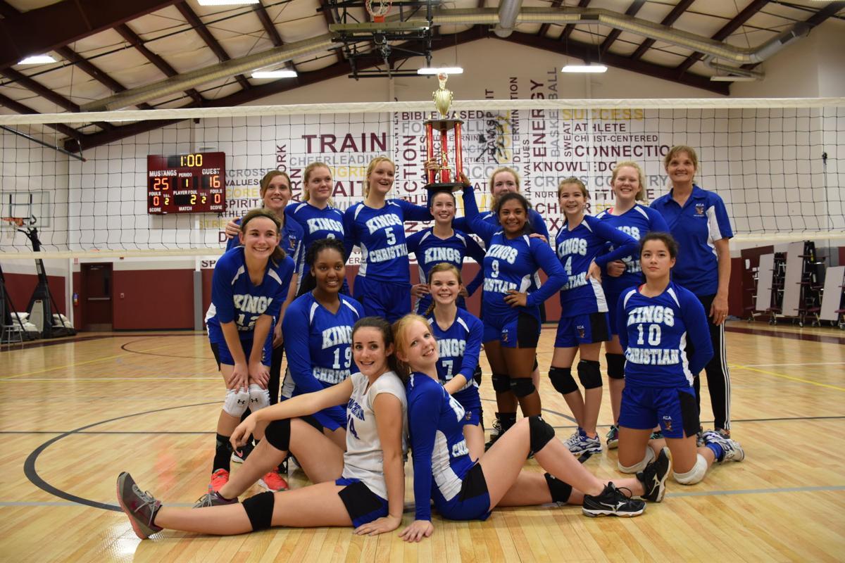 KCA VB team photo