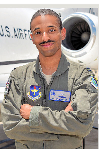 Waldorf man becomes Air Force pilot