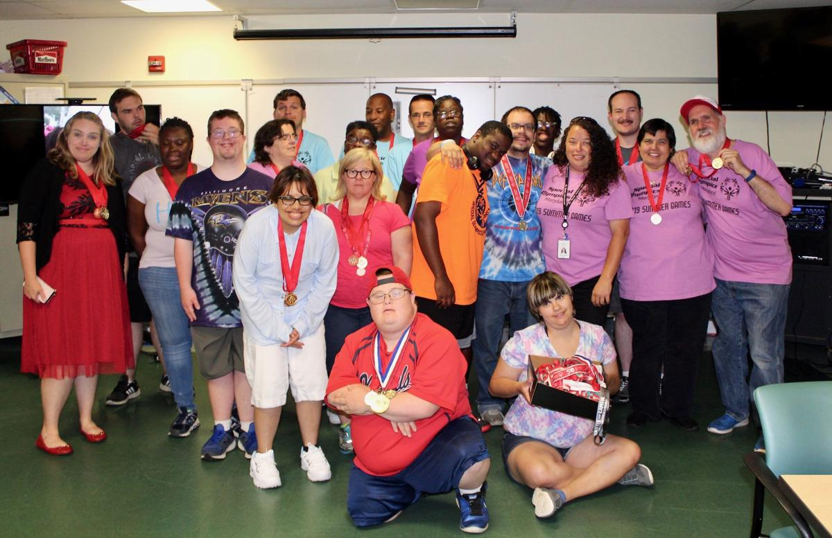 The Arc SOMD hosts celebration of Special Olympians