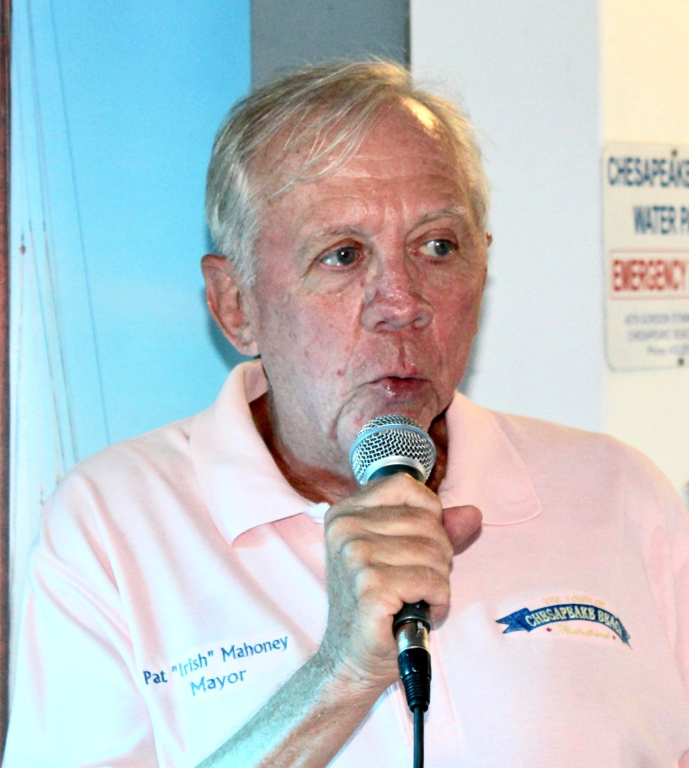 Chesapeake Beach mayor seeks re-election