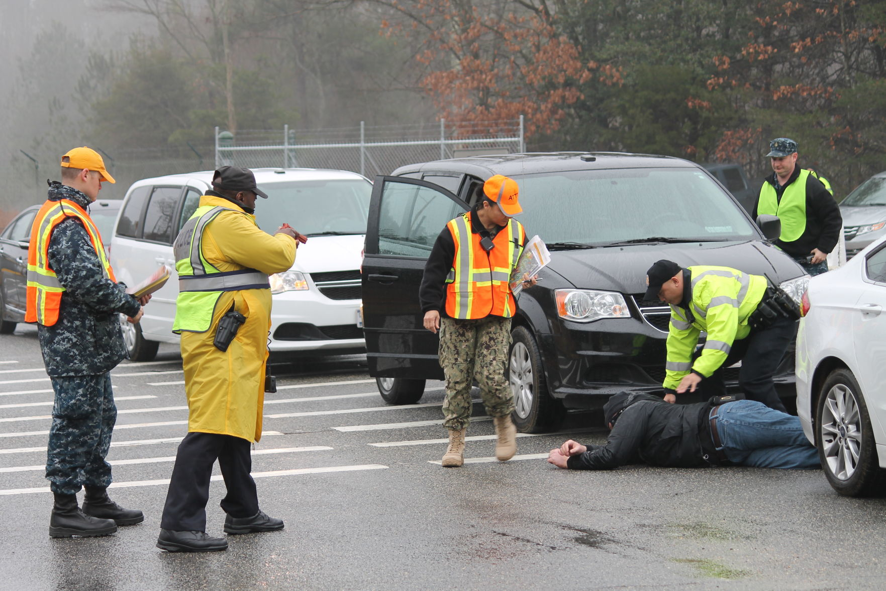 Active shooter patuxent