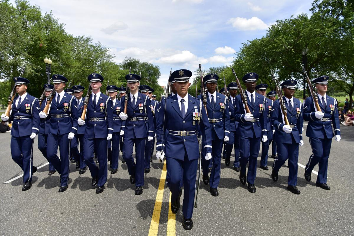 Military branches hold Memorial Day remembrance