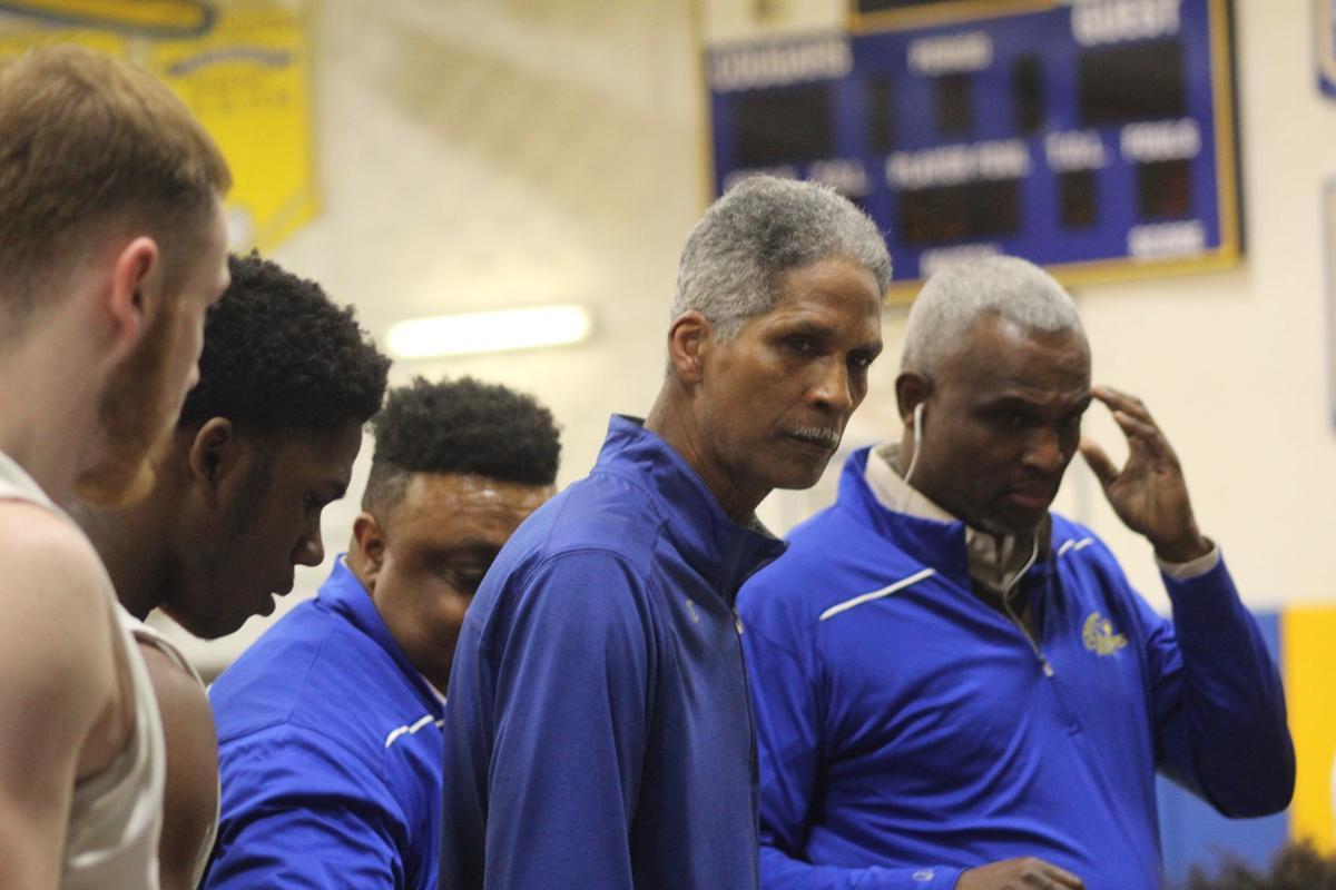 Dale Lamberth (Thomas Stone head boys basketball coach)