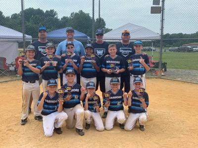 10-U Warriors Baseball Club