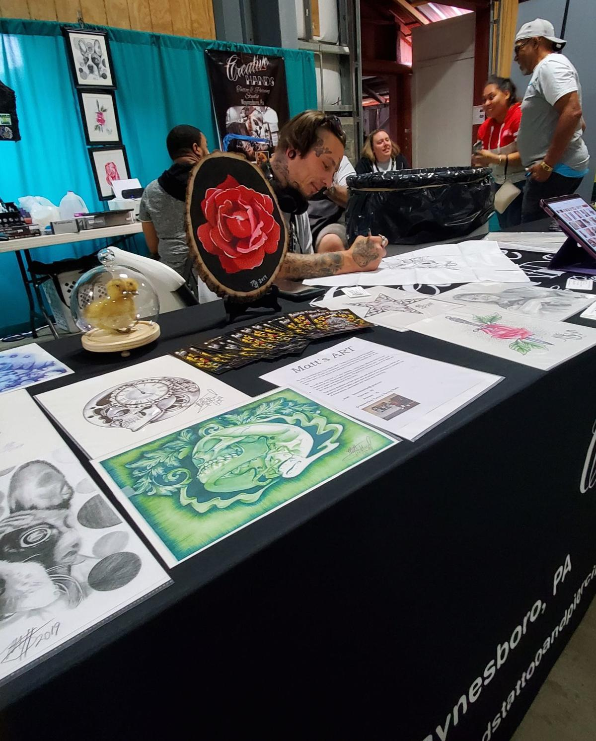 Southern Maryland Tattoo Expo comes to La Plata