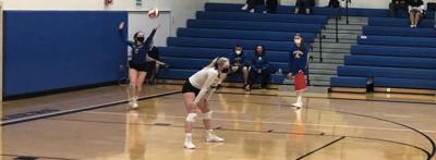 Great Mills volleyball sweeps Calvert