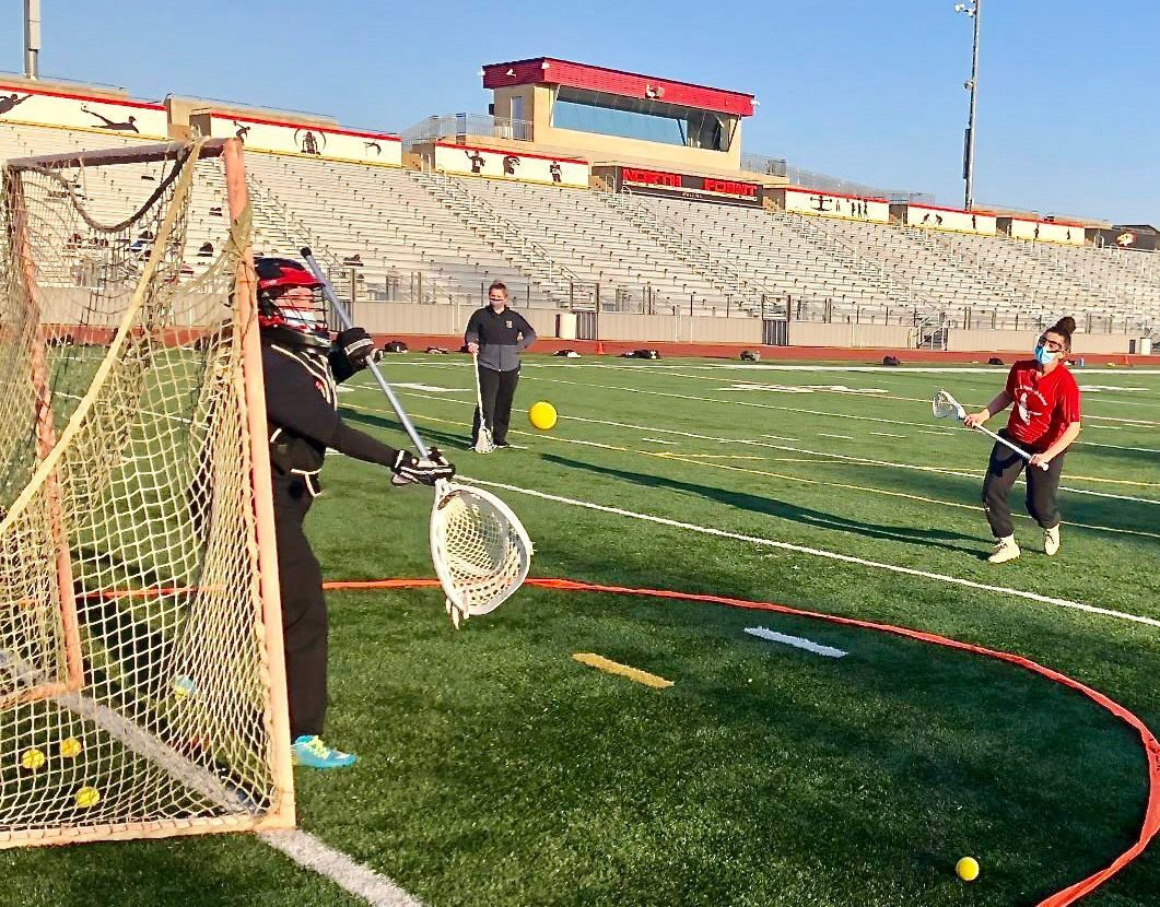 Charles County schools begin spring sports practices