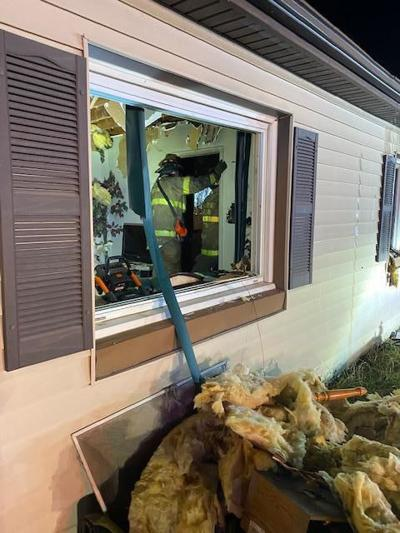 House fire snuffed out