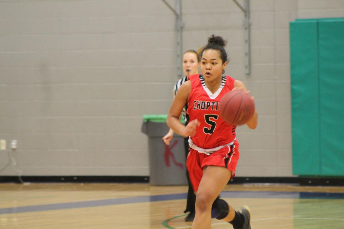 Darcy White (Chopticon girls basketball)