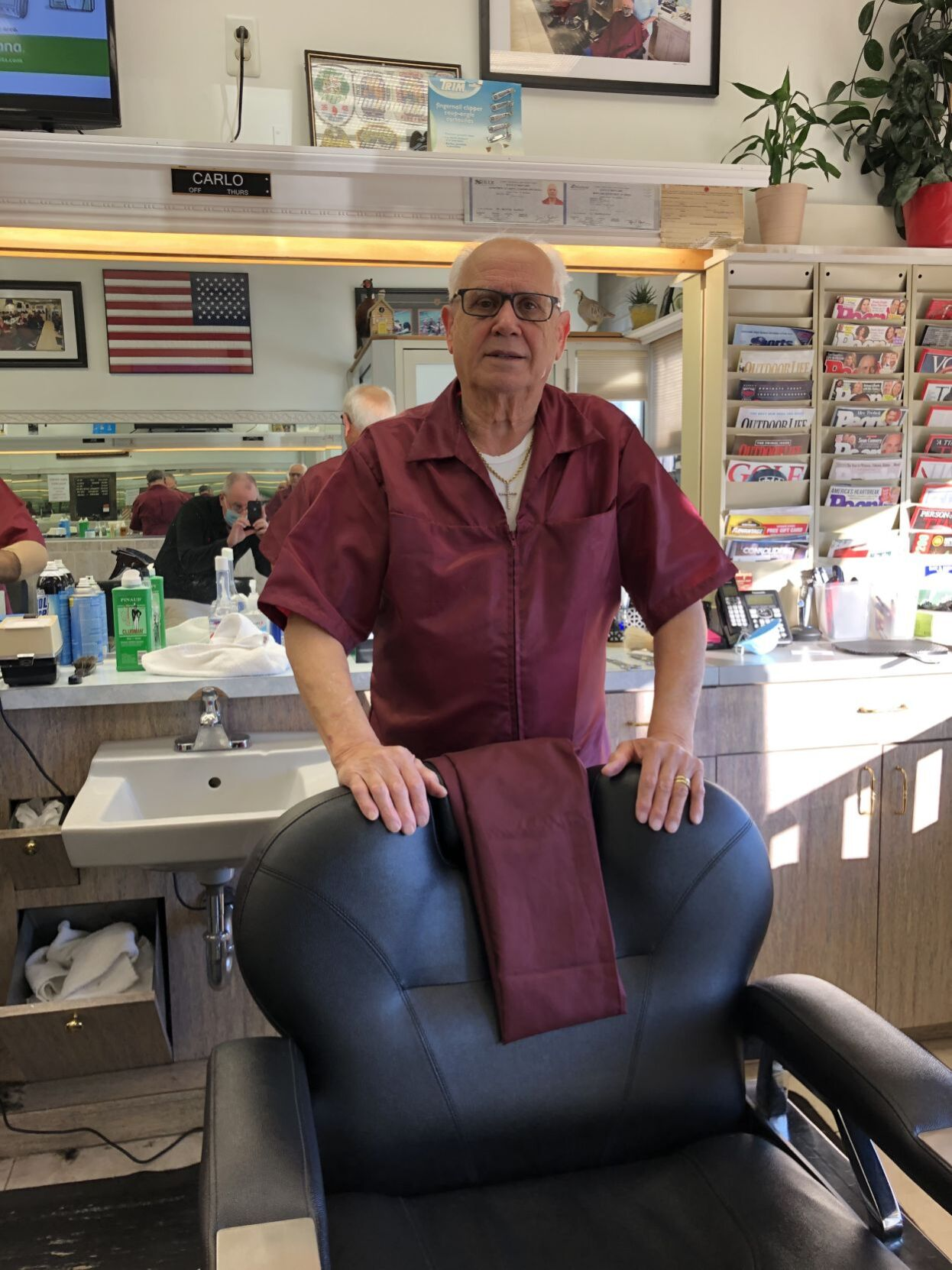 Cicala set for 60th year in Seabrook