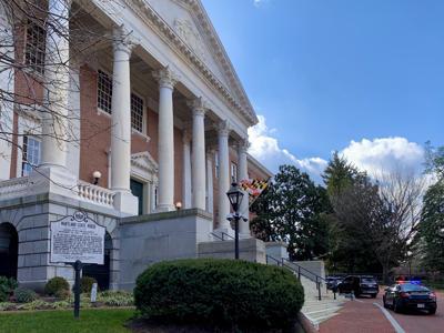 Maryland State House quiet as Biden sworn in despite warnings of unrest