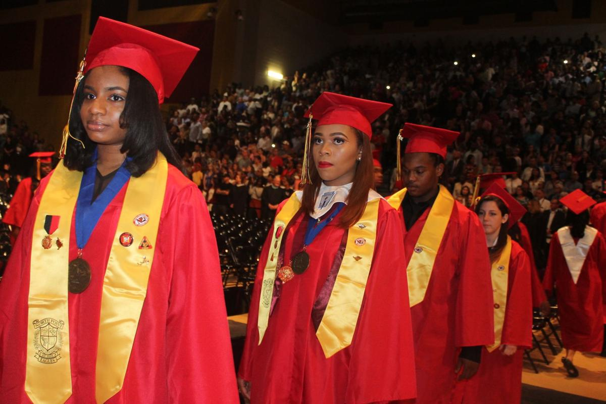 North Point High School Holds Graduation Somdnews Com