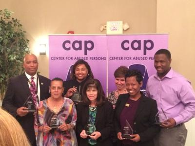 Center for Abused Persons honors residents at Domestic Violence Awareness event