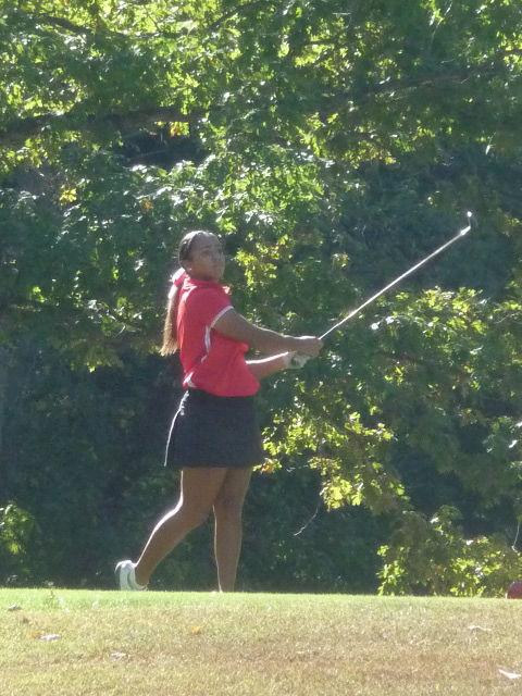 Bailey Davis (North Point golf)