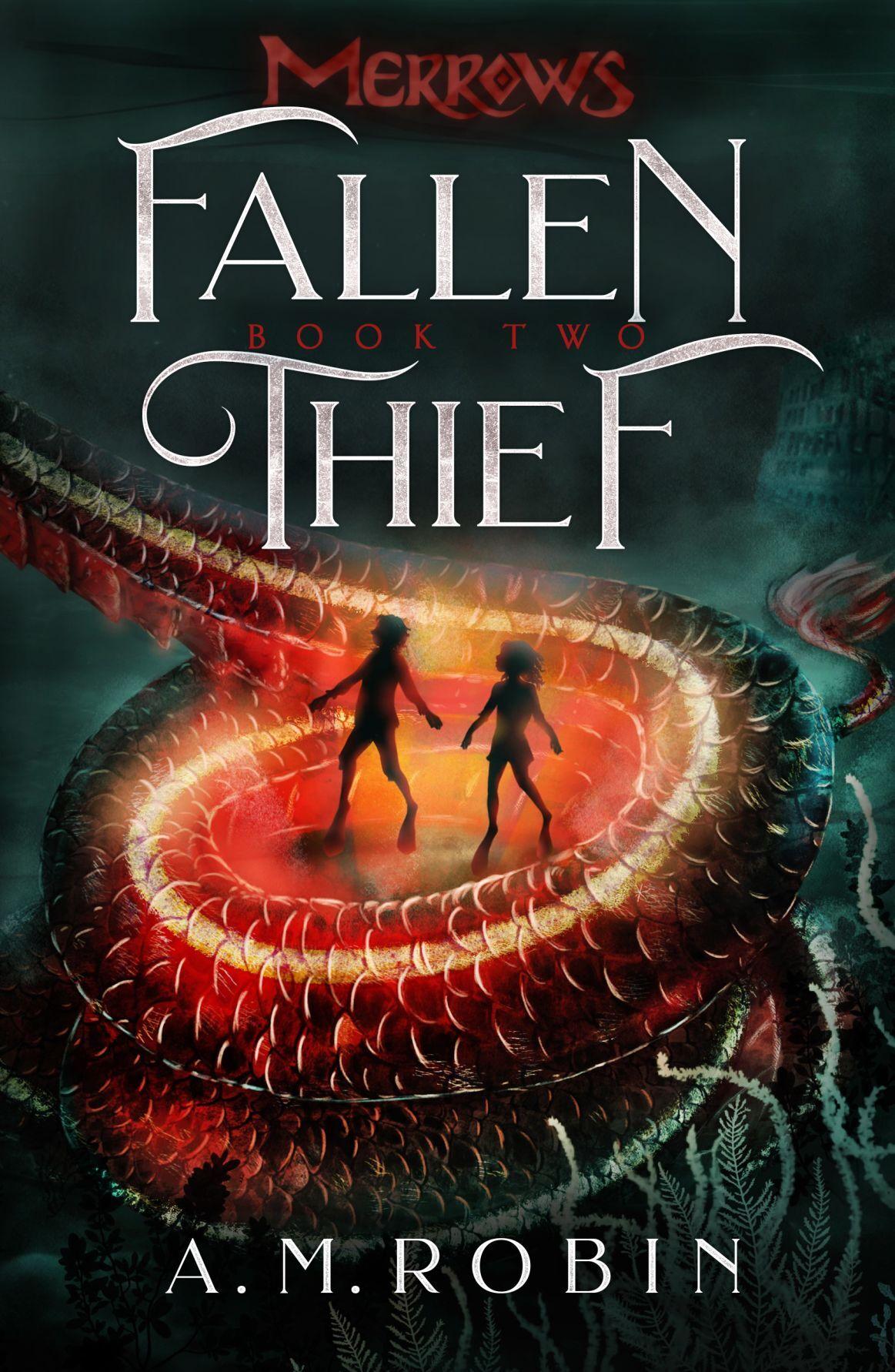 Fallen Thief Cover