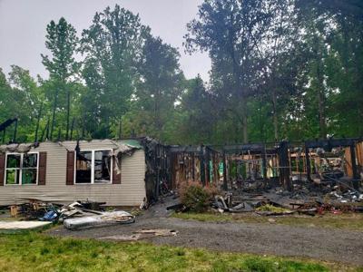 Mechanicsville house fire kills resident