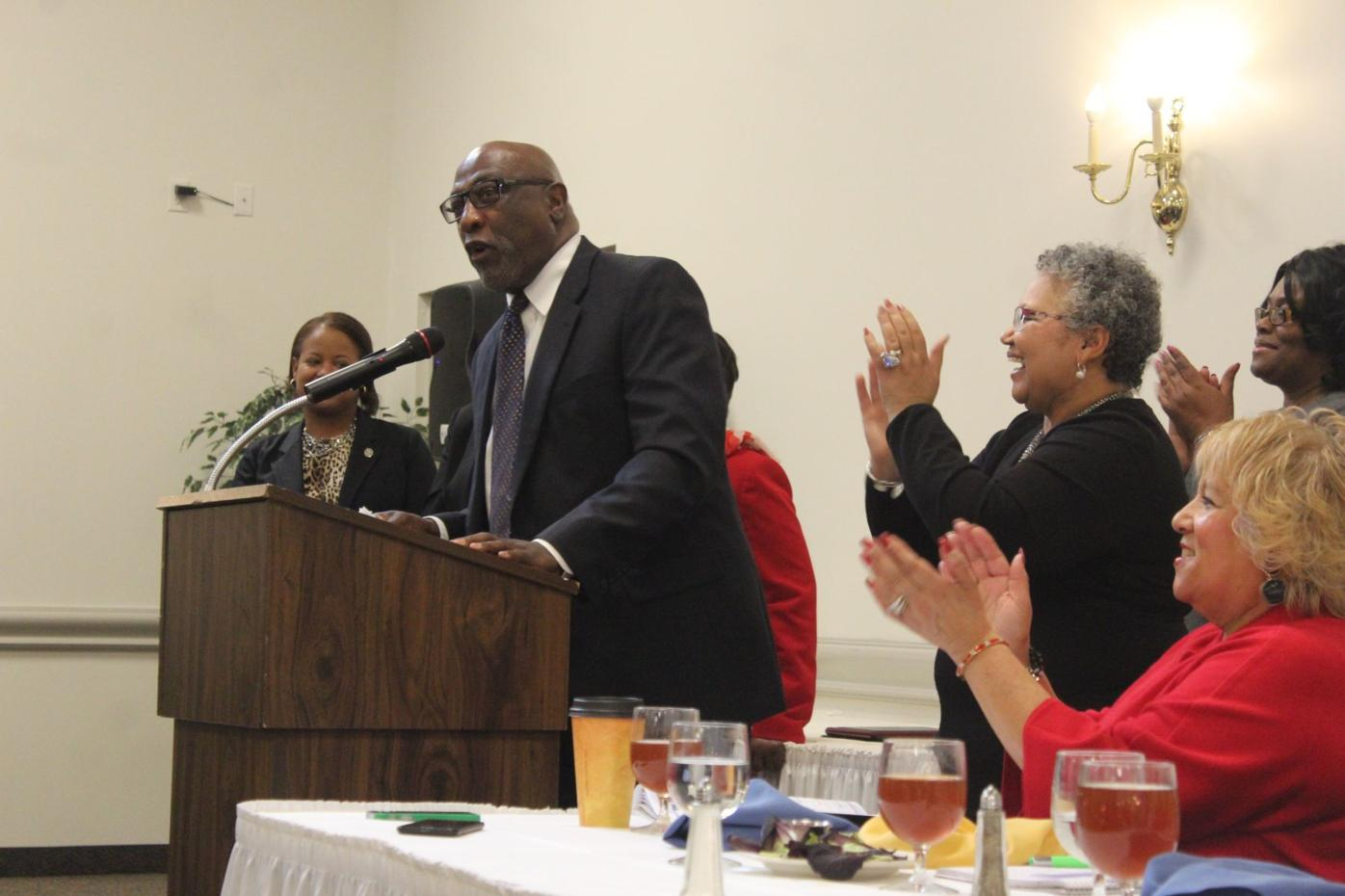Charles County NAACP honors black law enforcement, Hall of Fame members
