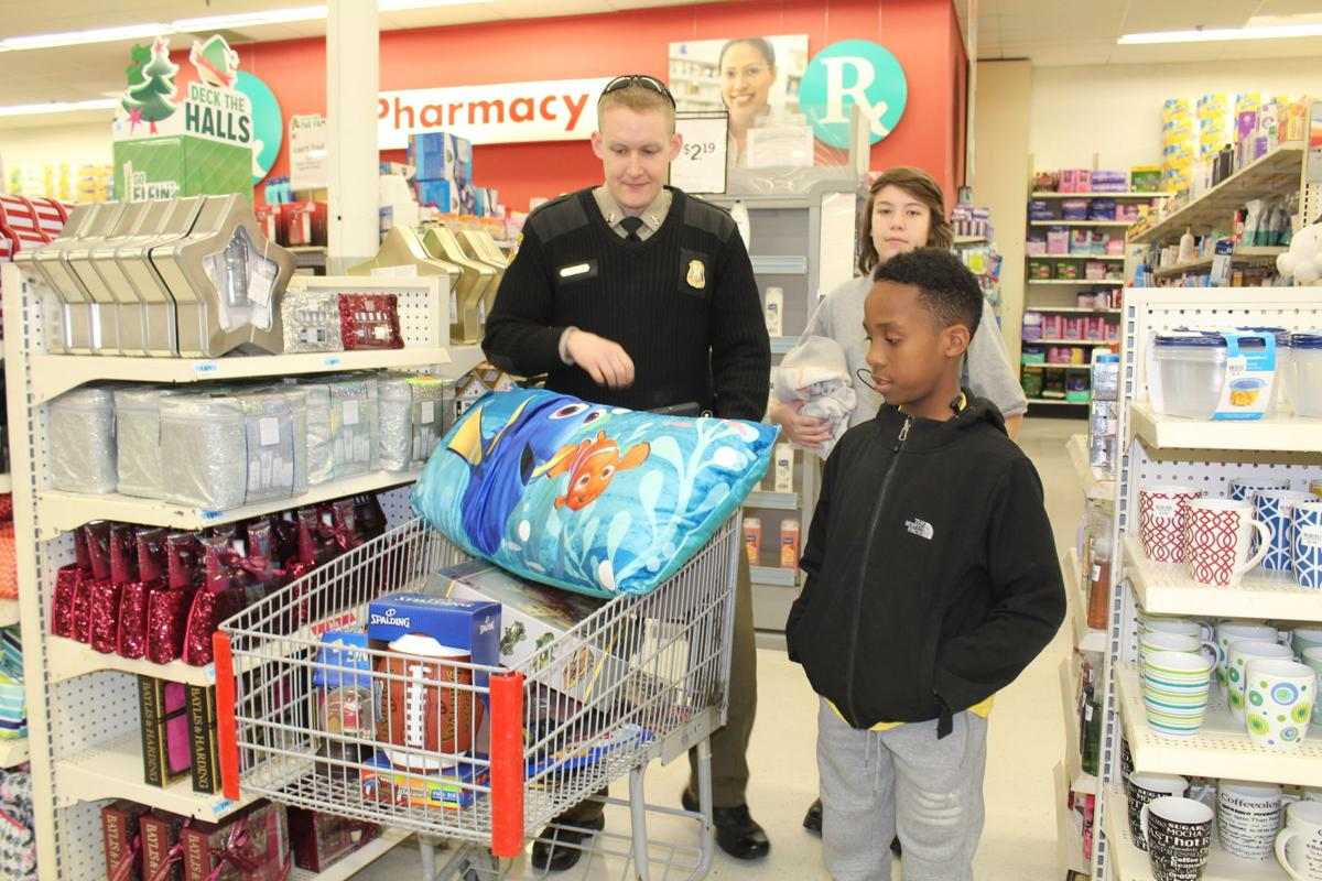 b551d69d Shop with a Cop, Red Knights help kids with Christmas lists ...