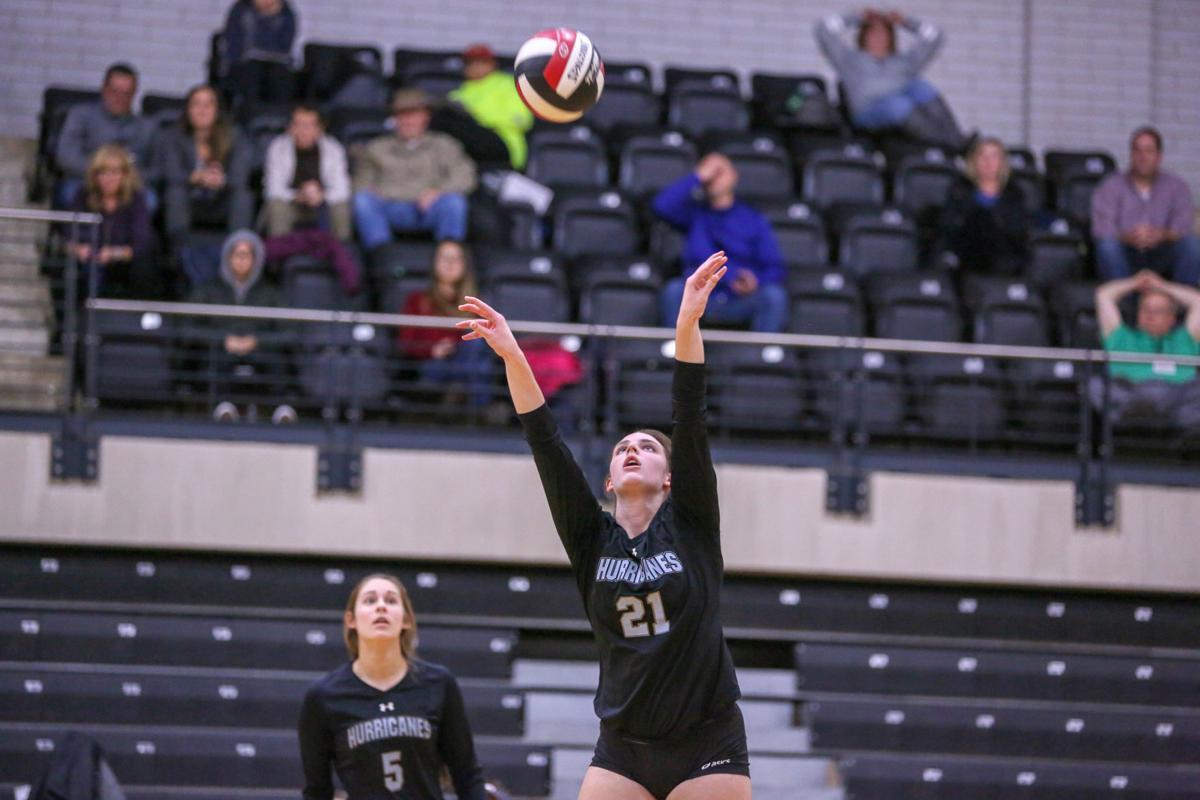 Abby Johnson (Huntingtown volleyball)