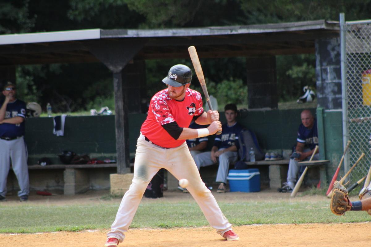 Ricky Brady (Western Charles CHASM baseball)