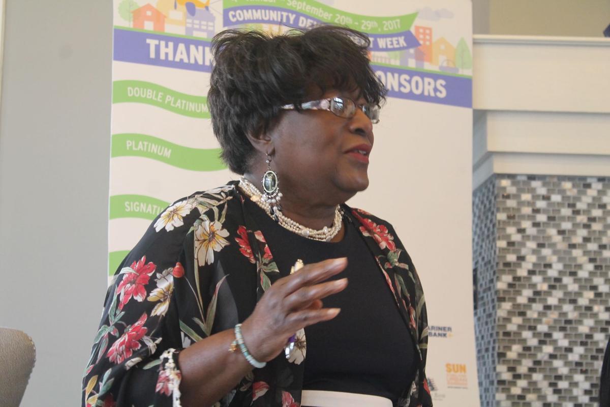 Community development tour highlights link between health and housing