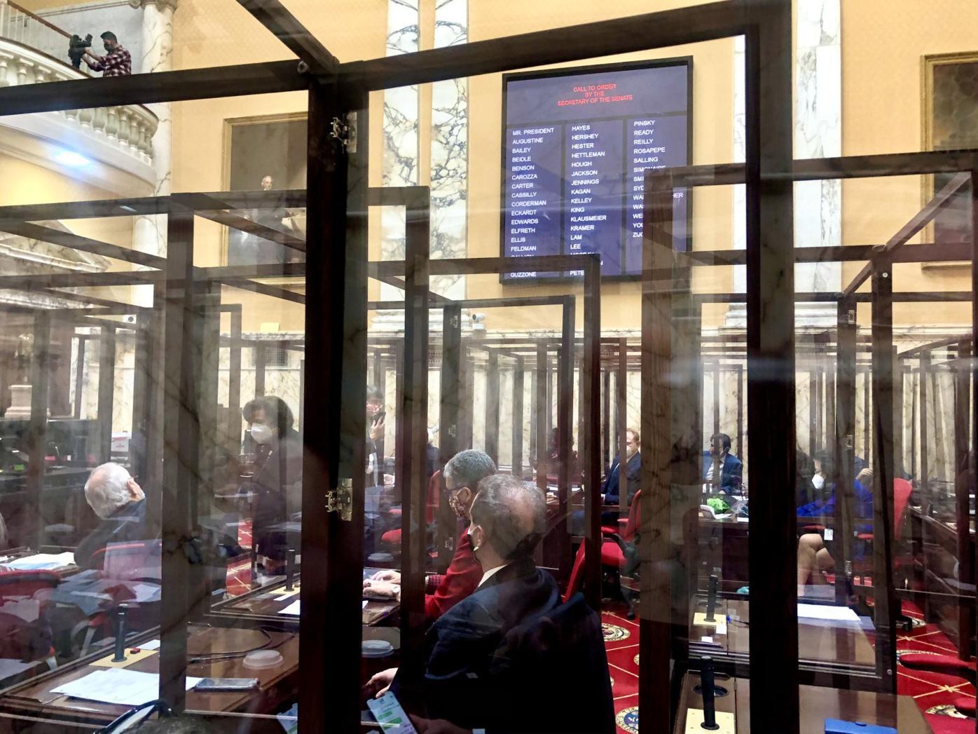 Maryland lawmakers convene for 2021 legislative session