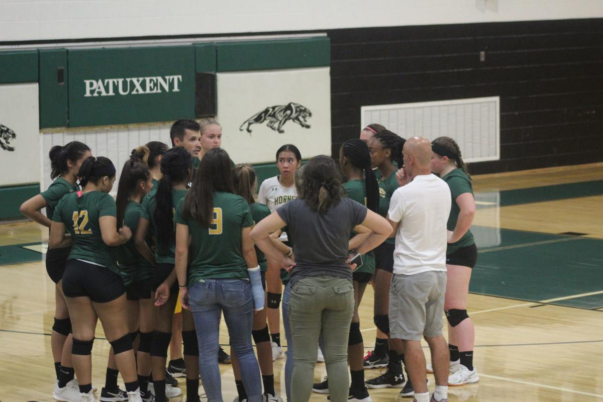 Great Mills volleyball