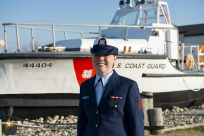 Mechanicsville woman finishes Coast Guard training with honors