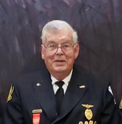 D.O. Baker joins the state firefighters' Hall of Fame