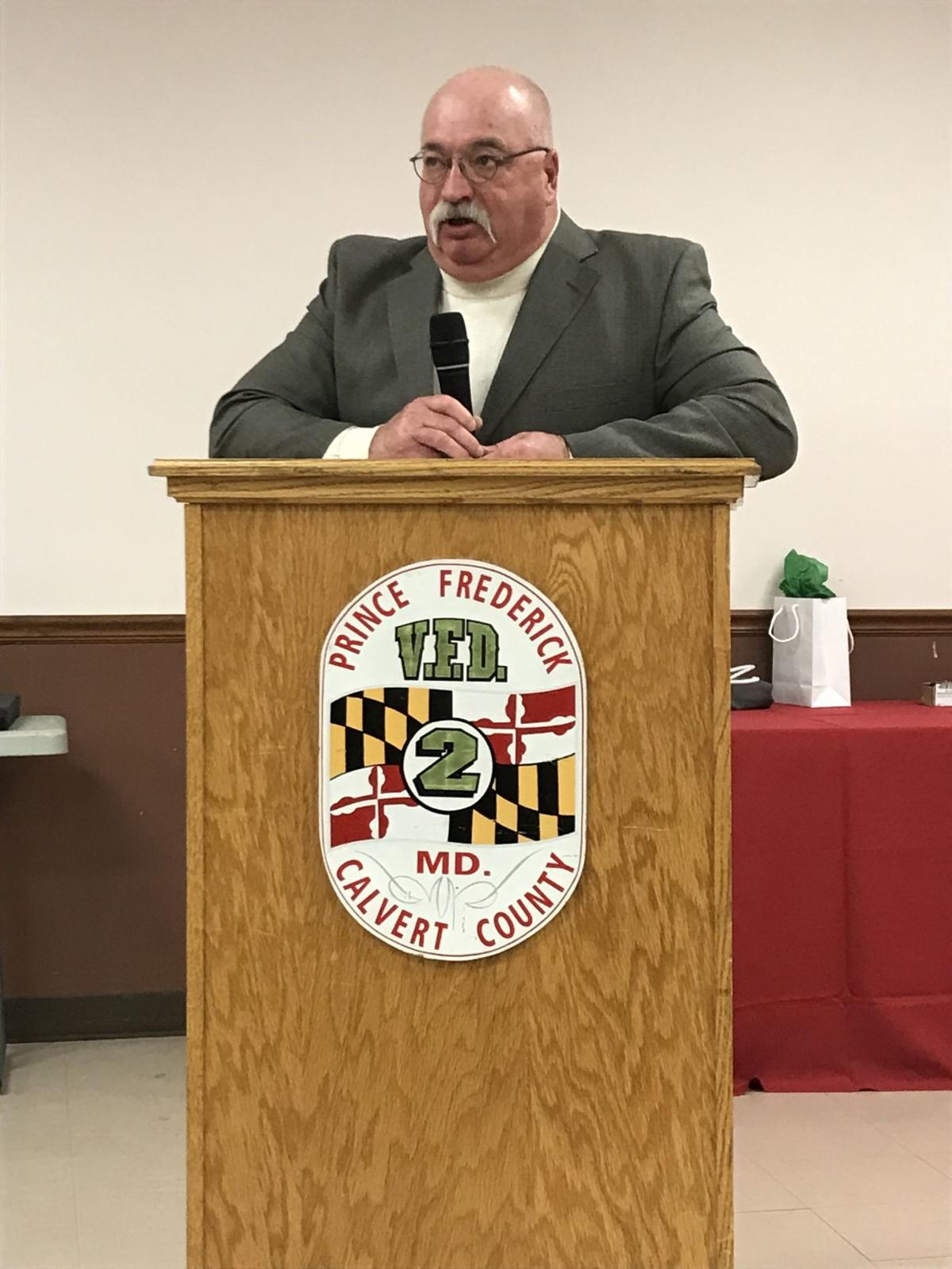 Prince Frederick VFD hosts annual awards banquet ...