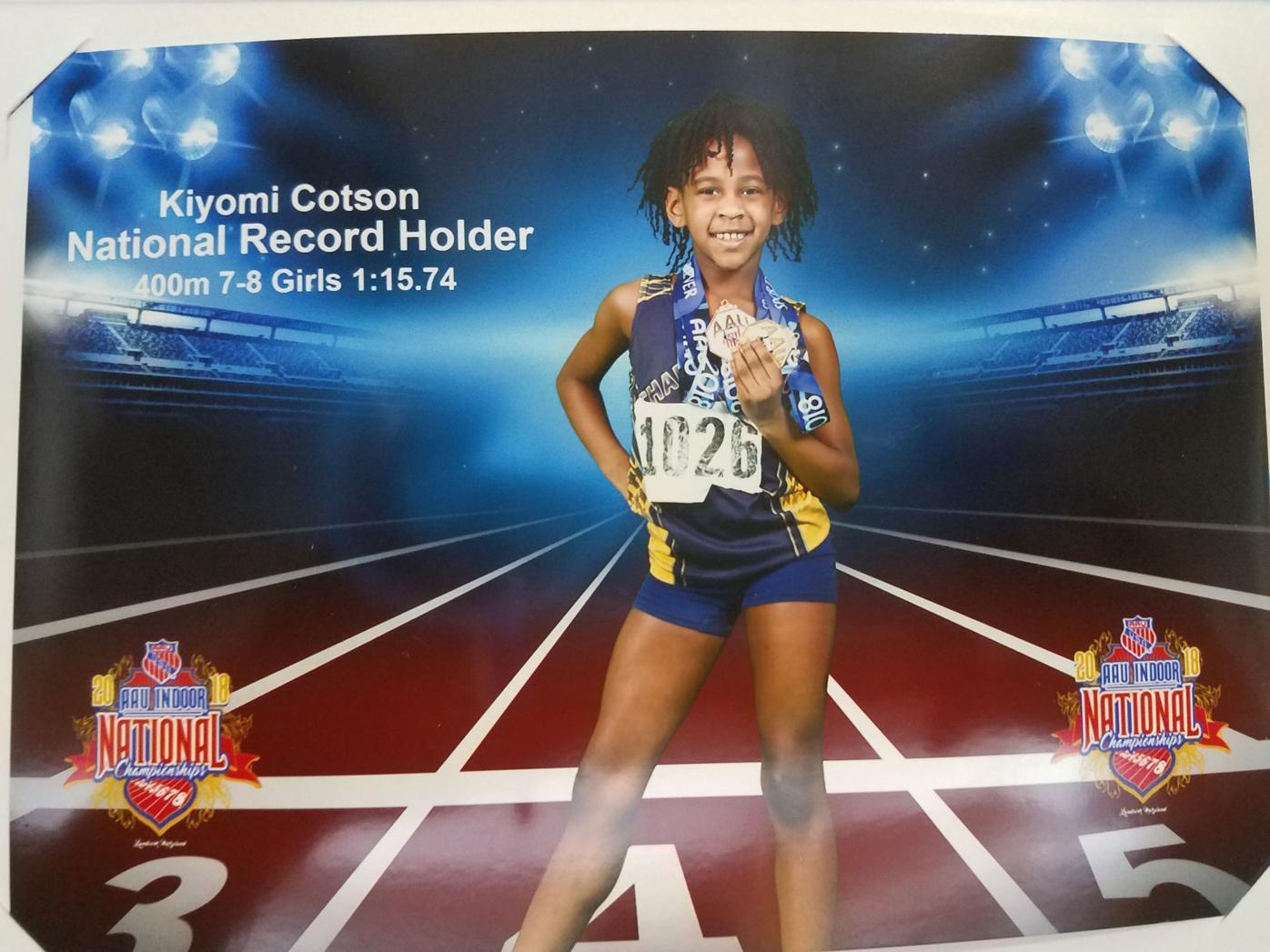 Kiyomi Cotson