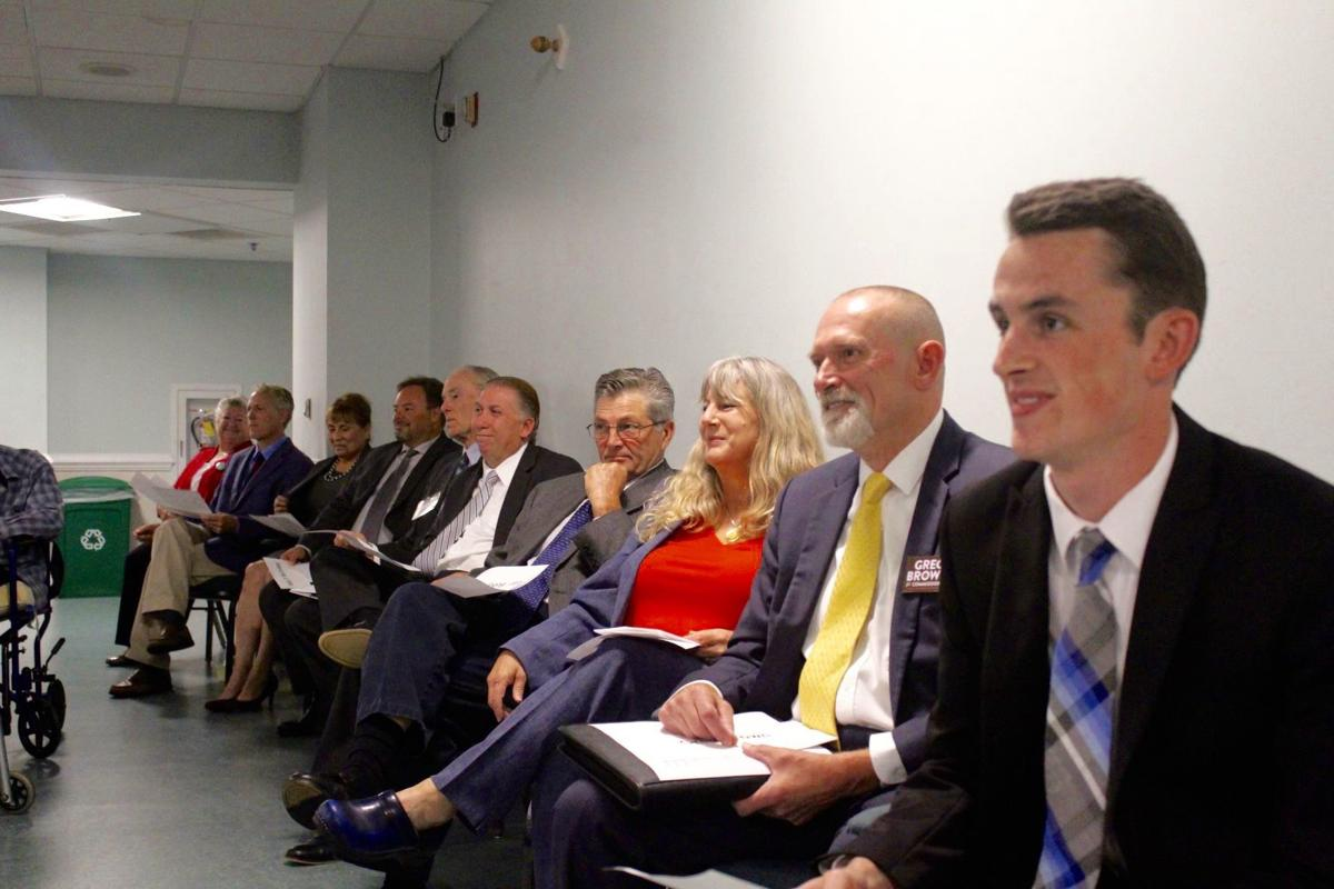Board of Commissioners Candidates Jockey for Votes