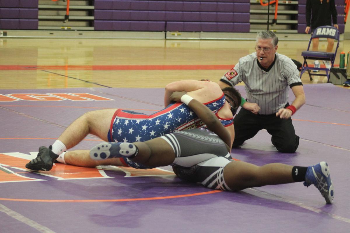 Jakob Getsinger (Northern wrestling), Jamear Stephenson (McDonough)