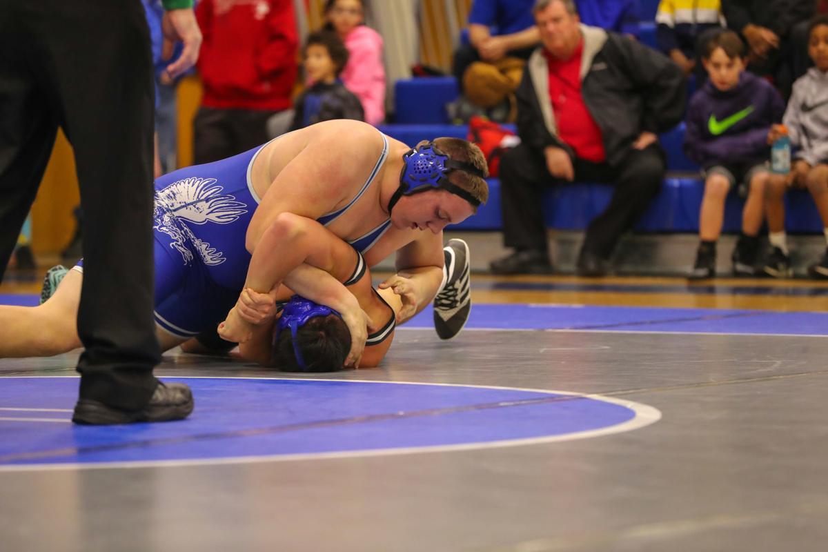 Joe Stanalonis (Leonardtown wrestling)